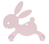 Bambam Hook Rabbit Pink