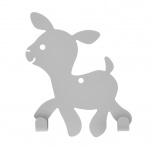 Bambam Hook Lamb Grey