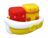 Infantino Stack ´N´ Float Bath Set