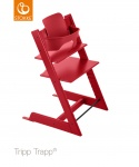 Stokke® Tripp Trapp® Red incl. Baby Set