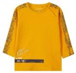 Name It T-Shirt Lasom Sunflower