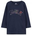 Name It T-Shirt Louise Dark Sapphire