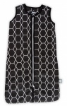 Briljant Slaapzak Zomer Grid Black 70cm