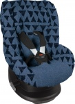 Dooky Seat Cover 1+ Blue Tribal