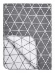 Meyco Deken Triangle Stripe 120 x 150 cm