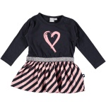 Babylook Jurk Heart Total Eclipse