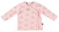 Babylook T-Shirt Hearts Coral Blush