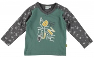 Babylook T-Shirt Adventure Bush