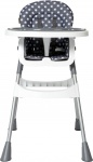 Topmark Kinderstoel Jess Grey Stars
