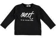 Babylook T-Shirt Sweet Black