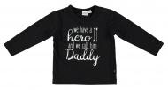 Babylook T-Shirt  Daddy Black