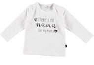 Babylook T-Shirt Mama White