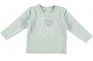 Babylook T-Shirt Papa Harbor