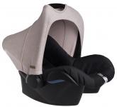 Baby's Only Kap Autostoel Sparkle Zilver-Roze Mêlee