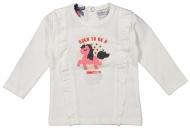 Dirkje T-Shirt Unicorn Offwhite