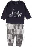Nijntje / Miffy 2-Delige Set T-Shirt Zoo Grey