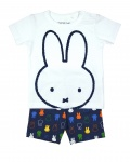 Nijntje/Miffy Pyjama Shorts Nijntje Navy