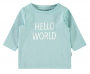 Name It T-Shirt Delufido Canal Blue