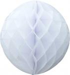 Haza Honeycomb Wit 30 cm.