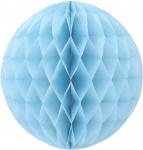 Haza Honeycomb Blauw 30 cm.