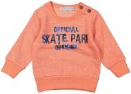 Dirkje Trui Skate Faded Orange