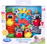 Playgro Gift Pack Jungle Friends
