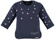Babyface T-Shirt Stip Blue Indigo