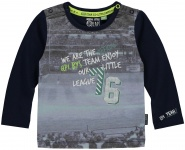 Quapi T-Shirt Mano Navy