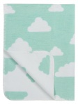 Meyco Deken Little Clouds New Mint 120 x 150 cm