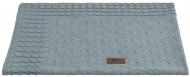 Baby's Only Wiegdeken Uni Kabel Stonegreen 70 x 95 cm
