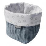 Petit Juul Verzorgingsmand Old Blue/Grey Bubble