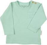 Little Dutch T-Shirt Pocket Mint