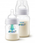 Philips Avent Fles Anti Colic DUO 125ml + 260ml - SCF809/01