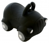 KidzzFarm Car Jumpy Black