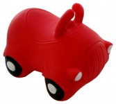 KidzzFarm Car Jumpy Red