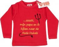 T-Shirt Rode Duivels
