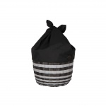 Handed By Cover Up Basket Striped S