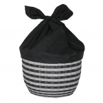 Handed By Cover Up Basket Striped L