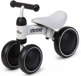 Childhome Baby Fiets Vroom Wit