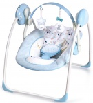 X-Adventure Schommelstoel Swing Blue