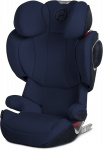 Cybex Solution Z-Fix Midnight Blue