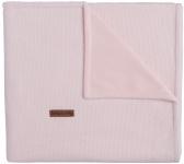 Baby's Only Ledikantdeken Classic Roze 100 x 135 cm