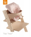 Stokke® Tripp Trapp® Mini Baby Cushion Pink Bee (Organic Cotton)