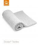 Stokke® Deken Light Grey Merino Wool  80 x 80 cm
