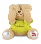 Pioupiou Et Merveilles Coucou De Teddybeer 25cm