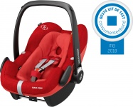 Maxi-Cosi Pebble Plus Nomad Red 2019