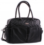 Kidzroom Diaperbag Vision Of Love  Fabienne Black