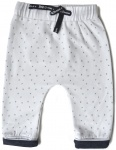 Born To Be Famous Broek White/Navy