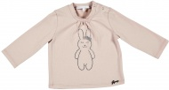 Gymp T-Shirt Rabbit Old Rose