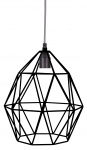 KidsDepot Hanging Lamp Wire Black